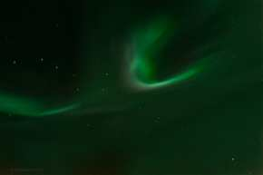 Polarlicht-Corona